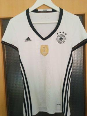 Adidas V-hals shirt veelkleurig