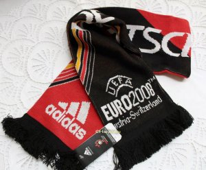Adidas Fringed Scarf multicolored