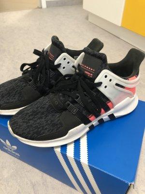 Adidas Originals Sneaker nero-fucsia neon