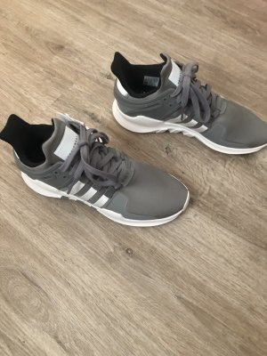 Adidas Lace-Up Sneaker grey-white