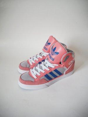 Adidas Extaballs Hightops Turnschuhe Sneakers Gr. 38