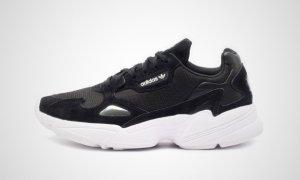 Adidas Zapatilla brogue negro-blanco