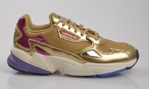 Adidas Sneakers gold-colored