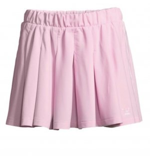 Adidas Originals Plaid Skirt light pink