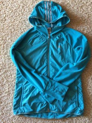 Adidas Fleece Jacke Größe 38