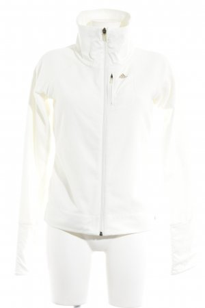 Adidas Fleecejacke creme Casual-Look