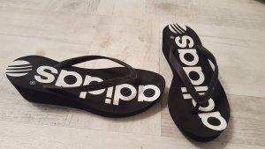 Adidas Flip-Flop Sandals white-black