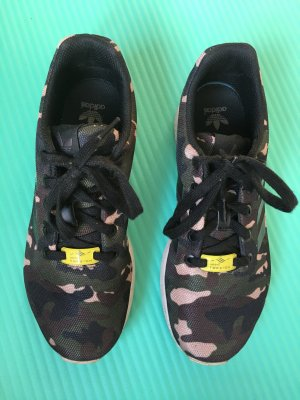 Adidas Flux Camouflage in Gr. 37 1/3