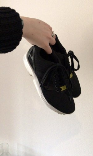 Adidas Sneaker stringata nero-bianco