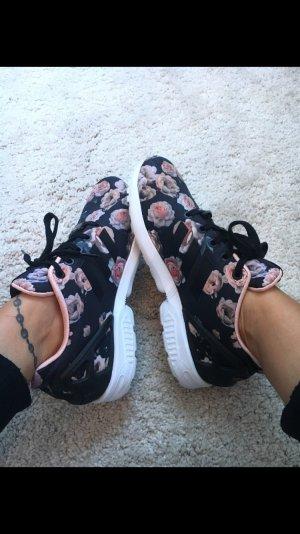 Adidas Flux Sneaker geblümt