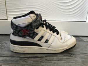 "Adidas ""Forum Mid""  Snakeskin"