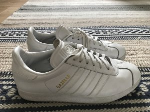 Adidas Gazelle all white 37 1/3 Sneaker