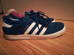 Adidas Gazelle blau Gr.40