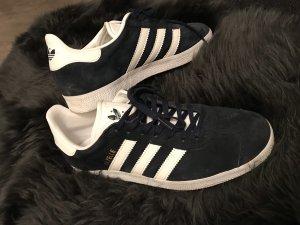 Adidas Originals Sneaker stringata blu scuro-bianco