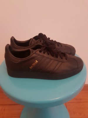 Adidas Sneakers black leather