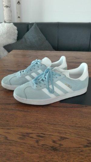 Adidas Gazelle hellblau
