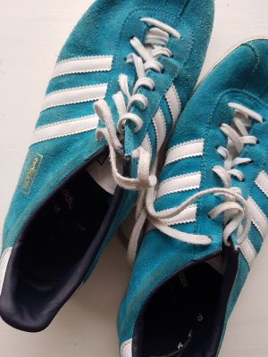Adidas Lace-Up Sneaker light blue