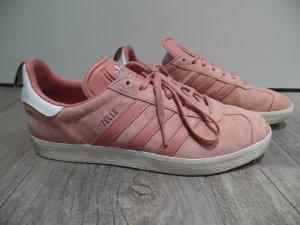 Adidas Gazelle pink, rosa, silber, Gr. 42