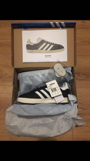 Adidas Gazelle premium leather trainers sneaker