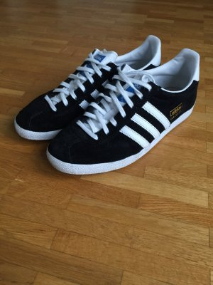 Adidas Gazelle Retro Sneaker Black