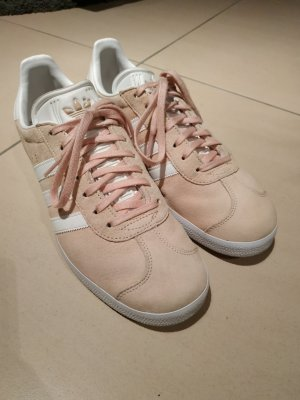 Adidas Originals Lace-Up Sneaker dusky pink leather