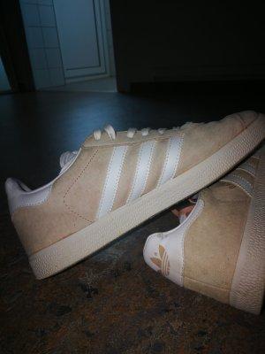 ADIDAS Gazelle rosa/beige Gr. 38