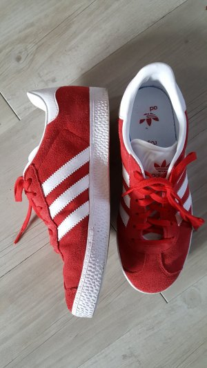 Adidas Gazelle - Rot