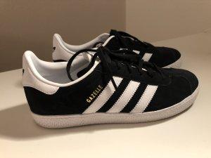 Adidas Gazelle, schwarz, Gr. 36