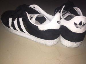 Adidas Gazelle Schwarz-Weiß
