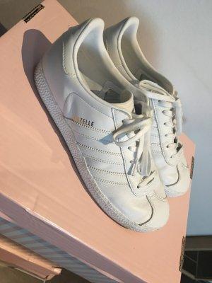 Adidas Gazelle Weiß