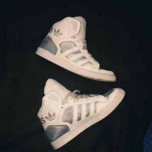 Adidas glitzer Schuhe