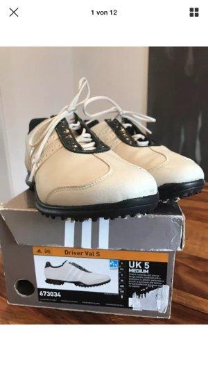Adidas Golf Driver val S Gr. 38 UK 5 Damen Golf Schuh