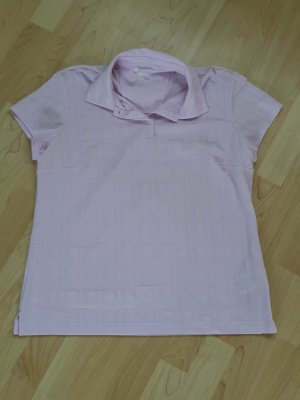 adidas Golf Shirt Polo Sportshirt rosa L