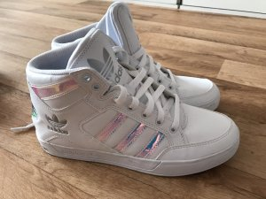 Adidas High Top Sneaker white