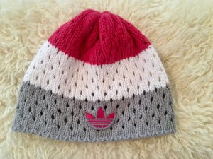 Adidas Crochet Cap multicolored polyacrylic