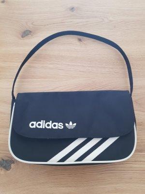 Adidas Sac à main blanc-noir