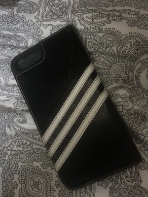 Adidas Hoesje voor mobiele telefoons zwart-wit