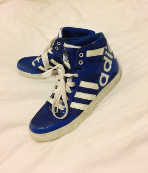 Adidas Hard Court | bright blue | Sneaker-Love