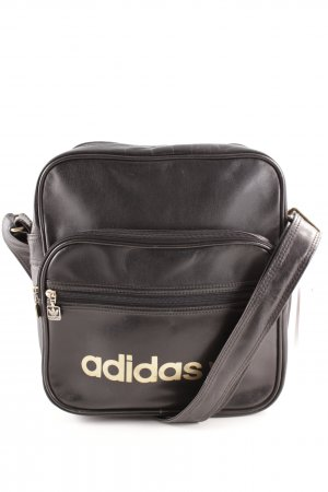 Adidas Carry Bag black-gold-colored athletic style