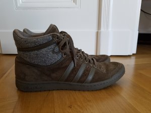 Adidas Hi sleek sneaker series khaki Tweed