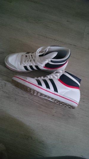 Adidas hi top ten sneaker 38