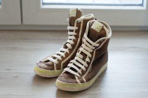 Adidas High Top Leder Sneaker 37