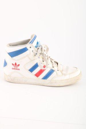 Adidas High Top Sneaker mehrfarbig Casual-Look