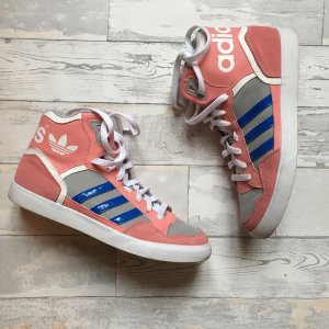Adidas High top Sneaker Extaball rosa