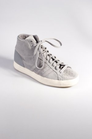Adidas High Top-Sneaker grau