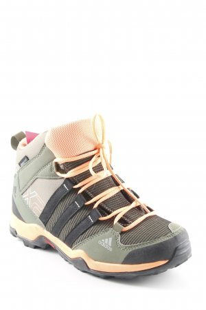 Adidas High Top Sneaker multicolored athletic style
