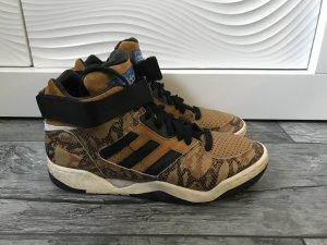 Adidas High Top Sneaker ( Snakeskin)