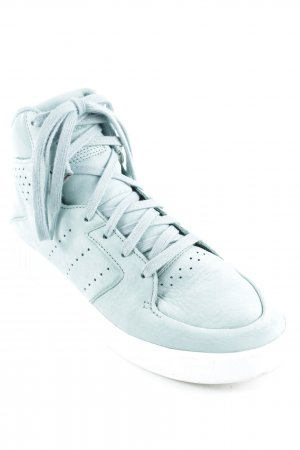 "Adidas High Top Sneaker ""tubular"" graugrün"