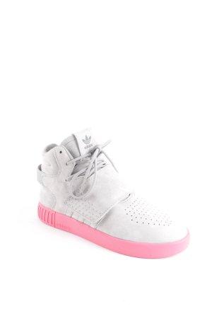 "Adidas High Top Sneaker ""Tubular Invader"""