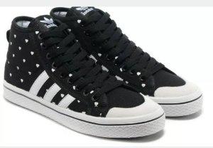 Adidas Honey MID Gr. 38 TOP! sold out rar Herzchen